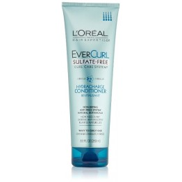 L'Oreal Evercurl Hydracharge Conditioner 250ml