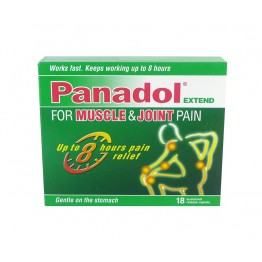 Panadol Extend For Muscle & Joint Paint 18's