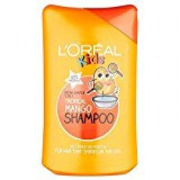 L'Oreal Kids Shampoo Tropical Mango 250ml